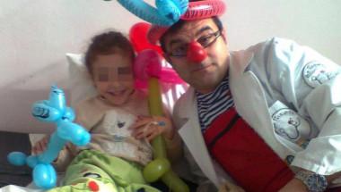 Антонио Угрински: Не виждам с едното око - работя с онкоболни деца!