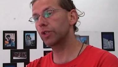 Тако Младенов: Разбих си коленната става на спирка, от катерене нямам счупвания!