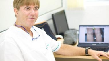 Израелски лекар побеждава разширените вени  с 1 безболезнена инжекция