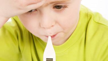 Случва ли се варицелата да протече без повишена температура?