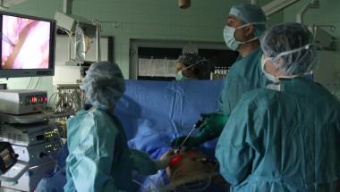 Във Военна болница спешно трансплантираха черен дроб!