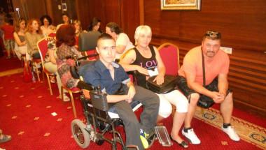 Огнян Тодоров: Синът ми е с мускулна дистрофия, иска да учи висше, но няма дистанционно обучение!
