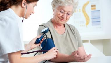 Хипертонията причинява артериална тромбоза