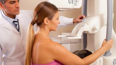 Лъчетерапията атакува деленето на раковите клетки