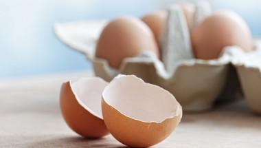 Консумирането на брашно от яйчени черупки гарантира ли здрави кости?