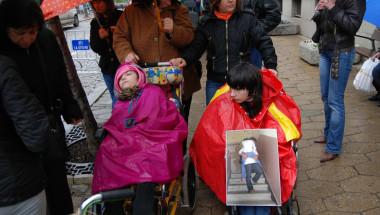 Родители на деца с увреждания излизат на протест утре