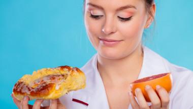 Грейпфрутът помага при диабет и затлъстяване!