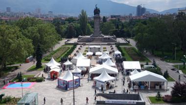 Изложение Мисия Здраве ще зарадва посетителите с пъстра и полезна програма от 15 до 17 май 2015 в центъра на София