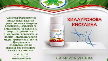 Хиалуронова киселина
