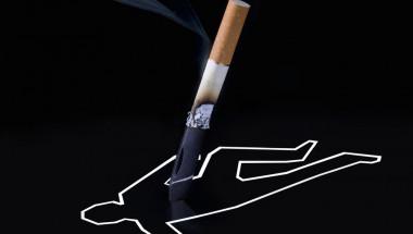 Интервю кара пушачите да виждат цигарата като труп
