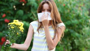 Всеки втори тийнейджър страда от алергичен ринит!