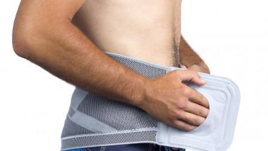 Носенето на колан или бандаж не лекува хернията
