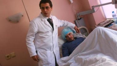 Д-р Красимир Минкин: Терапия подобрява живота на хора с парализа и множествена склероза!