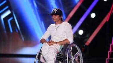 Пламен Любенов: Нямам крака, но танцувам!
