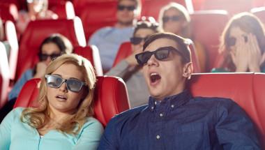 Колко опасни за очите са 3D филмите?
