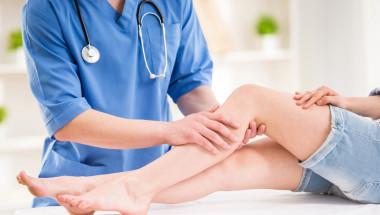 Отоците по краката говорят за тромбоза на вените
