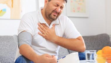 Мъжете започват да се оплакват от сърце след 35 години
