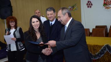Лекарският съюз даде стипендии на 61 специализанти