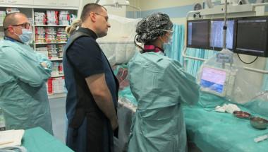 В Александровска болница вече лекуват хипертония чрез бъбречна денервация