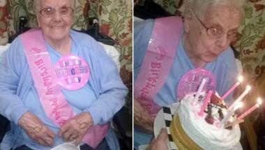 105-годишна шотландка разкри тайната на дълголетието си