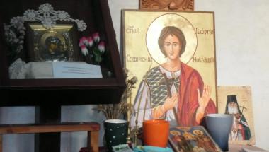 """Д-р Камен Данов: Чудотворна икона на Св. Георги спасява болни в """"Александровска"""""""