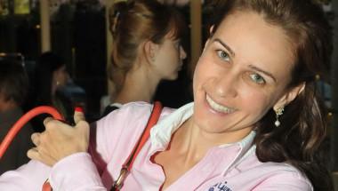 Радост Драганова: Бях с ангина - рязаха ми гърлото