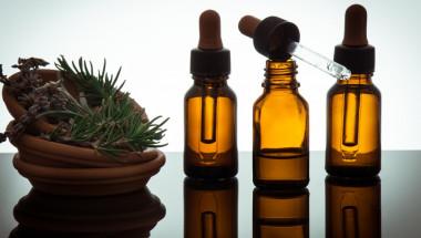 Етеричните масла всъщност са антибиотици