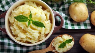 Как се свалят 30 кг за 100 дни само с..... картофи