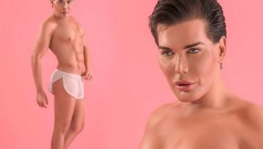 След 42 пластични операции мъжкото Барби Кен може да загуби носа си (СНИМКИ)