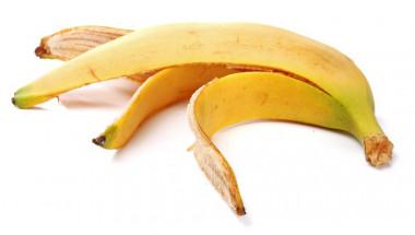 Не изхвърляйте банановата кора! Те я лечител