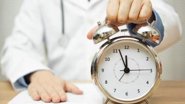 Работното време на болестите