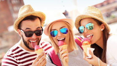 5 неочаквани ползи от сладоледа