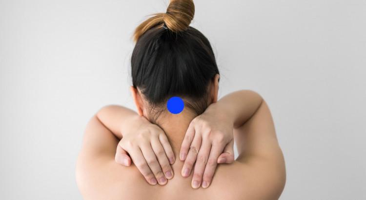 Бучка лед на тила бори проблемите на щитовидната жлеза