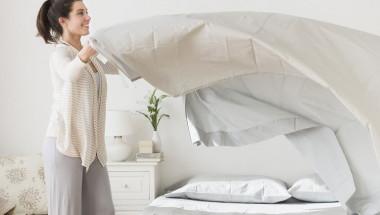 Не оправяйте леглото си сутрин!