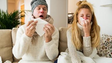 Победете настинката за ден