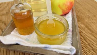Ябълков оцет и мед всеки ден