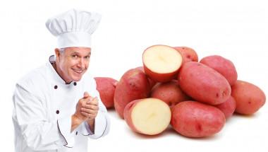 Яжте червени картофи –  с невероятна лечебна  сила са