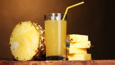 Сокът от ананас има имуностимулиращо действие
