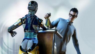 Роботът или човекът – кой кого? И кога?
