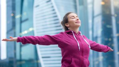 Спокойни с едно дихателно упражнение