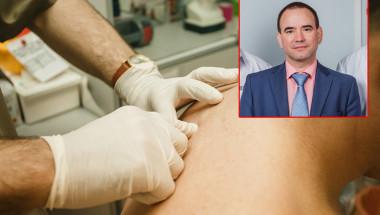 Д-р Равил Мирхидаров: Препарат от човешки клетки възстановява гръбначните дискове