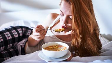 Вълшебната лековита пилешка супа