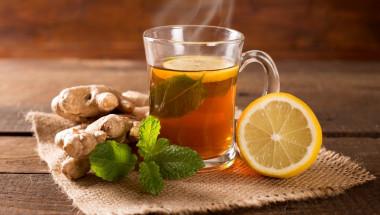 Здрави и стройни есенно с джинджифилов чай
