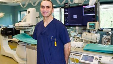 Д-р Борислав Борисов: Тромболизата е шанс за хората с инсулт да останат живи
