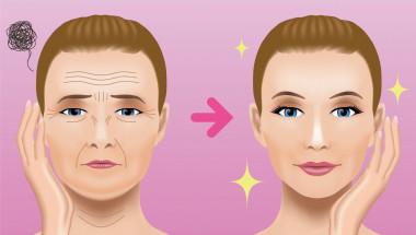 Тази домашна маска е по-добра от ботокс: Премахва бръчките за нула време