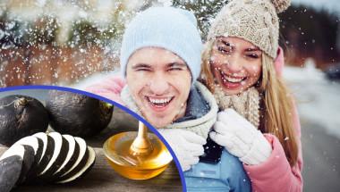Здрави цяла зима със златна комбинация