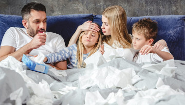 5 начина да стоим далече от грипа