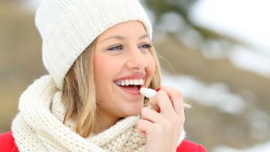 Най-честите заболявания на устните през зимата