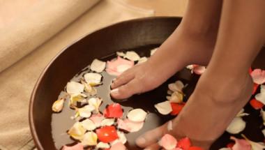 Древни китайски методи за детоксикация на цялото тяло чрез краката