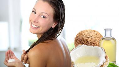 Чудесата на кокоса за косата